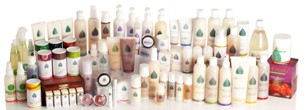 Certified Organic Skin Care, Cosmetic and Nutritional Products