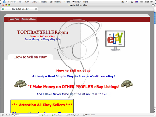 How to Sell on eBay - At Last, A Real Simple Way to Create Wealth on eBay!