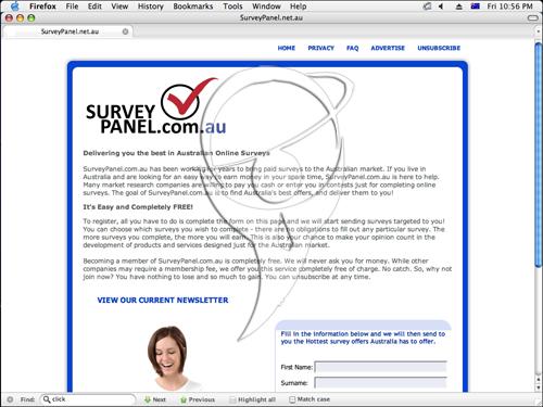 Delivering you the best in Australian Online Surveys