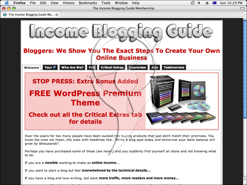 Bloggers - We Show You The Exact Steps To Create Your Own Online Business