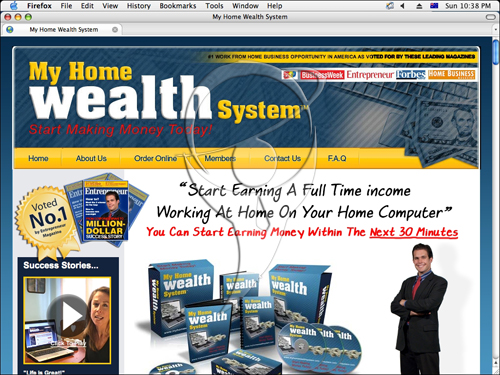 Start earning a full time income working at home on your computer -