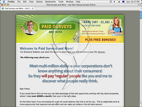 Paid Surveys and More.