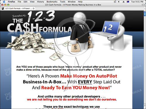 Here's A proven make money on autopilot business in a box