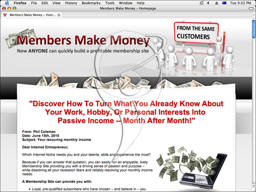 Discover How To Turn What You Already Know About Your Work, Hobby, Or Personal Interests Into Passive Income - Month After Month