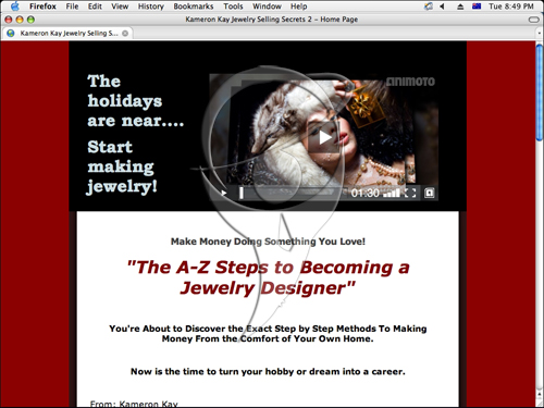 Jewellery Selling Secrets, Start A Jewely & Craft Business From Home