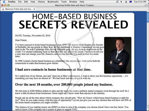 Network Marketing Secrets Revealed!