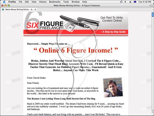 6 Figure Freelancer