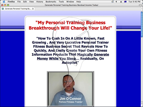 Personal Training Business, And Fitness Related Courses