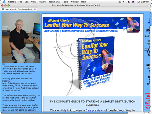 How To Start a Leaflet Distribution Business