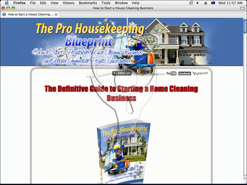 Start a Cleaning Business in 24 Hours