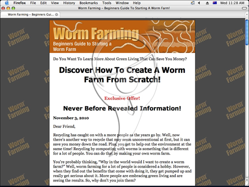 Worm Farming: a Green Way to Earn Easy Money