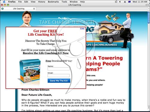 Life Coaching Blueprint
