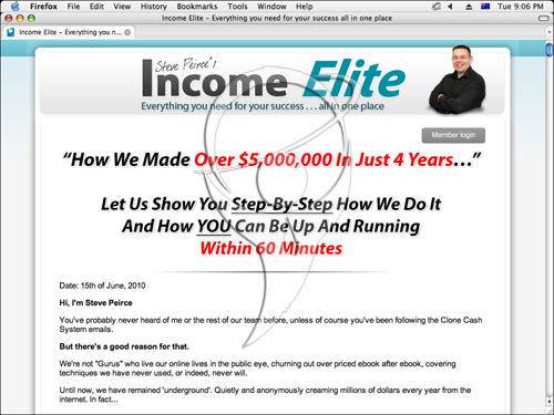 Our Passive Profit Package will show you how to get started online