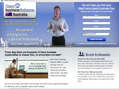 Home Business Finder Service - Let Us Find You a Home Business -