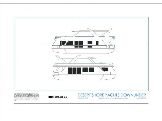 Fabulous Investment Opportunity - Residential houseboat design and manufacture.