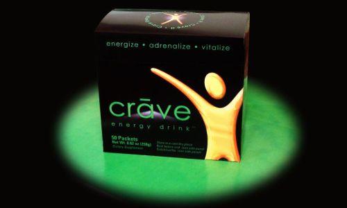 Vitamark Pre Launches Crave in Australia