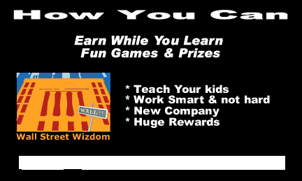 Stock Market - Earn While You Learn & Play Games