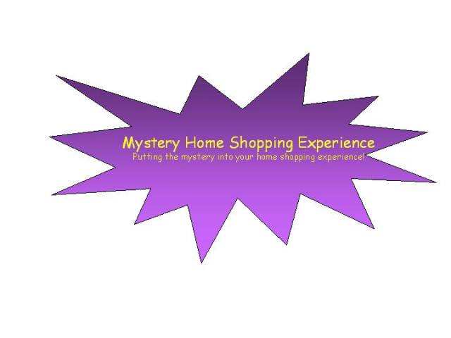 Mystery Home Shopping Experience